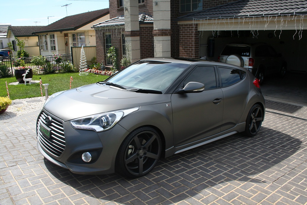 Veloster Turbo Xforce exhaust | Page 8 | Veloster Forum