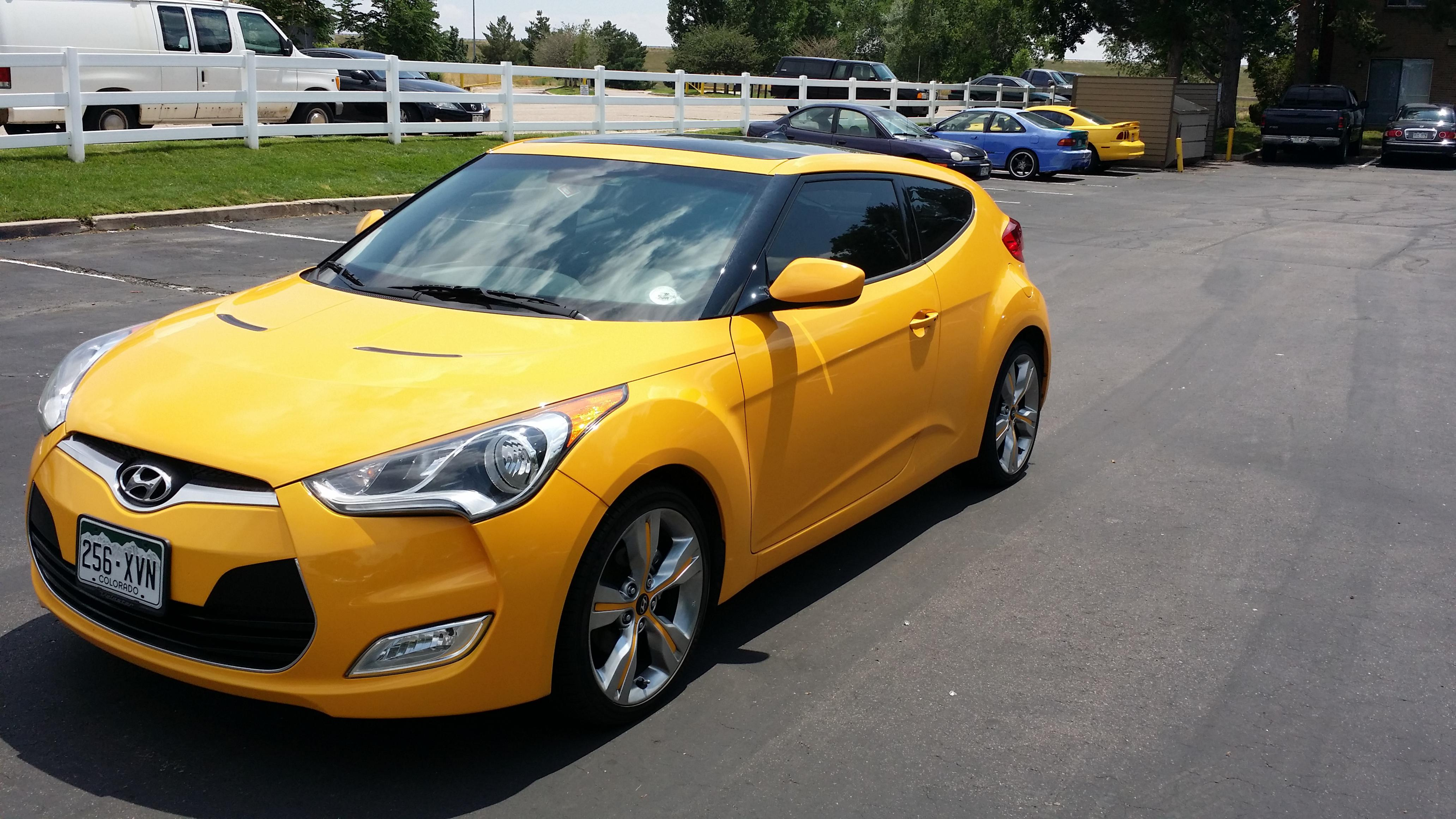 2012 hyundai veloster style tech package. Black Bedroom Furniture Sets. Home Design Ideas