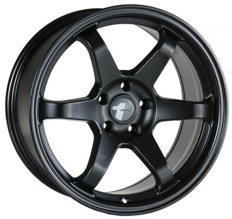 Tenzo AVID 1 AV-06 18 Inch Rims CLEAROUT PRICE!!!!-av06_black.jpg