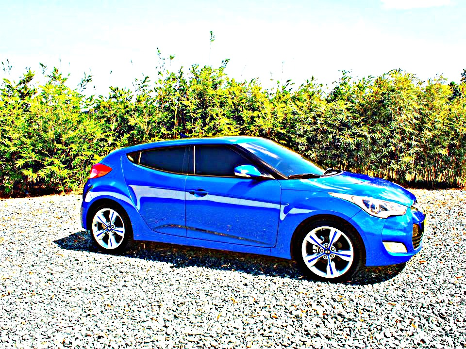 Hyundai Veloster 2012 by humster3d | 3DOcean