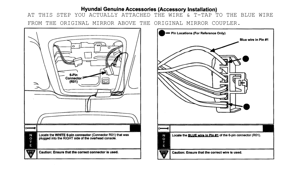 Dome light wiring diagram | Veloster ForumVeloster.org