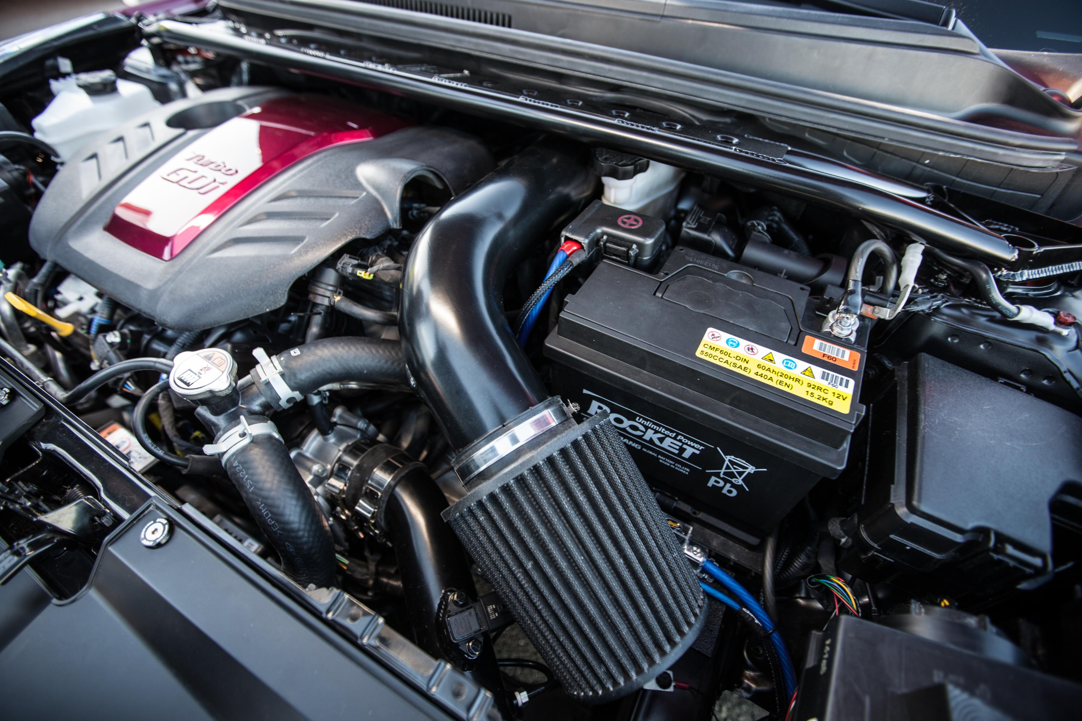 NEO Motorsport F501 Big Brake Kit
