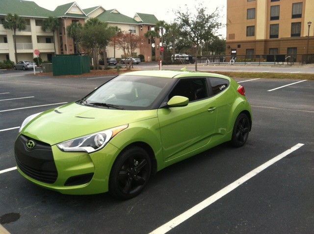 Electrolyte Green With Some Mods