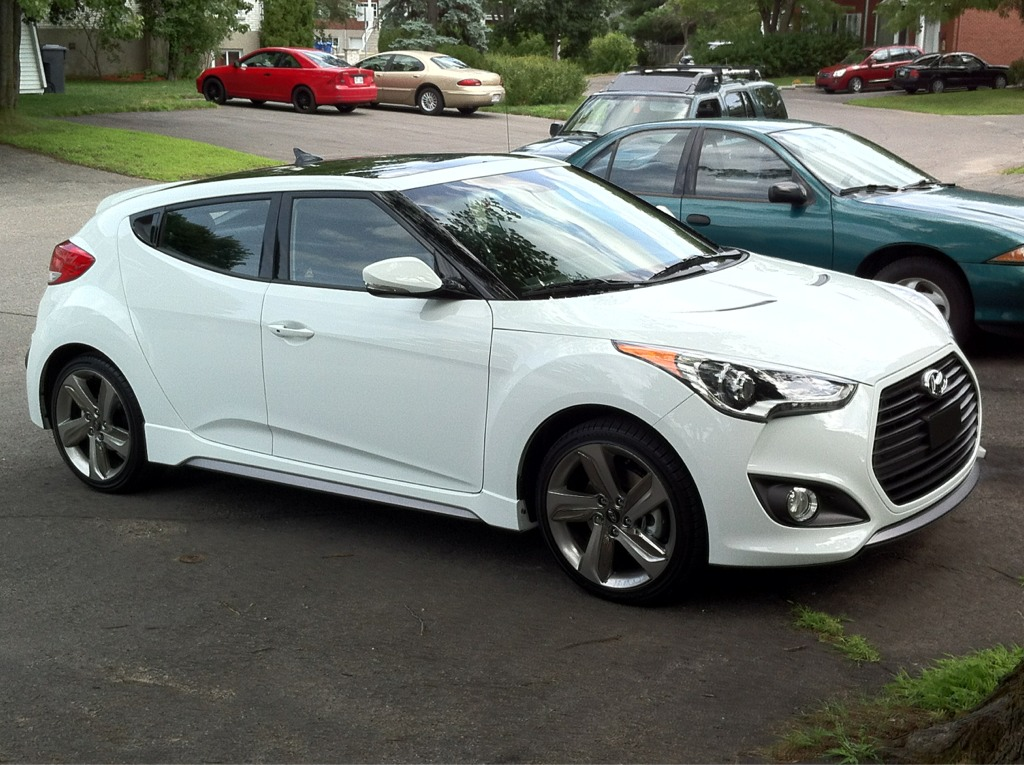White Veloster Turbo First Page 4