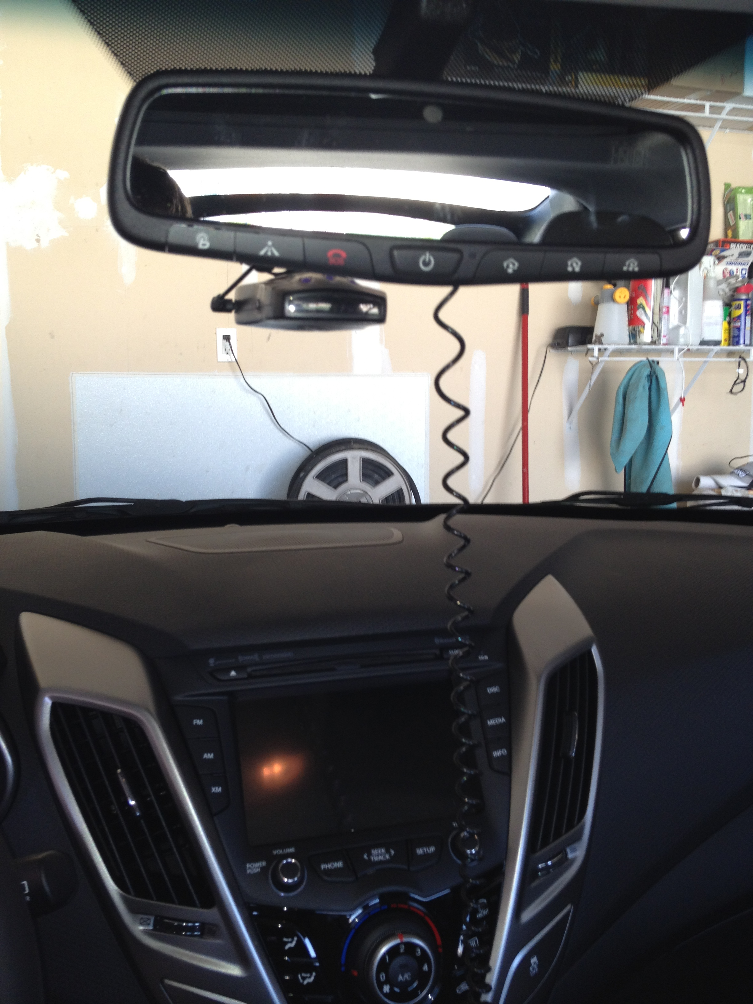 How to install bluelink / homelink / compass / auto-dim rear view mirror from sonata-img_0140.jpg