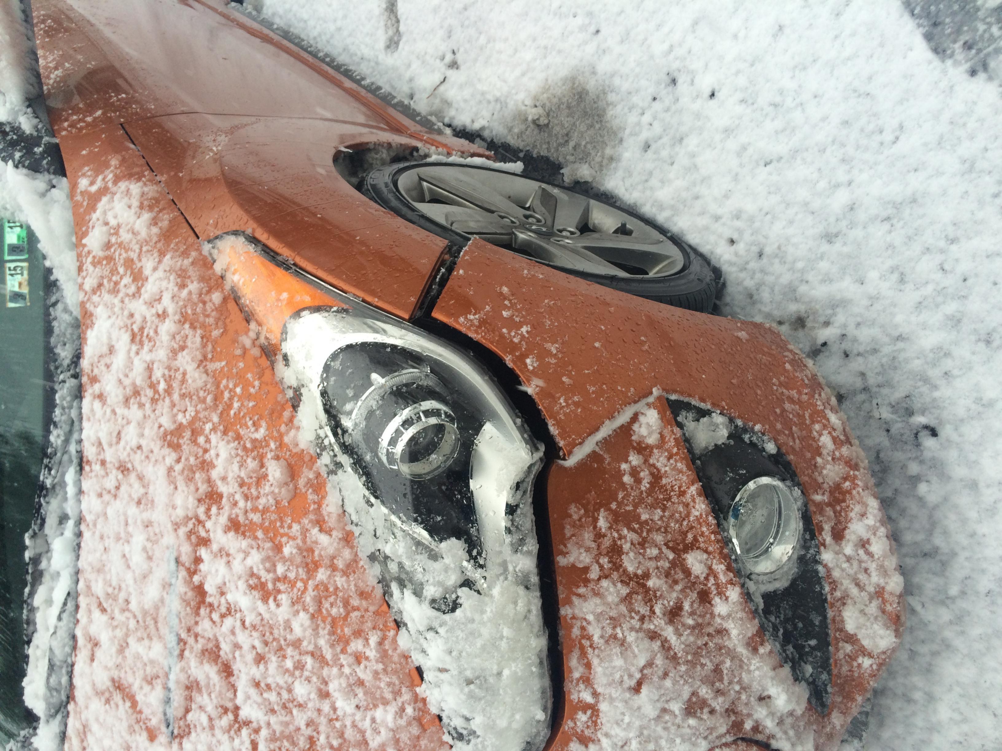 Front Bumper Problem | Veloster Forum