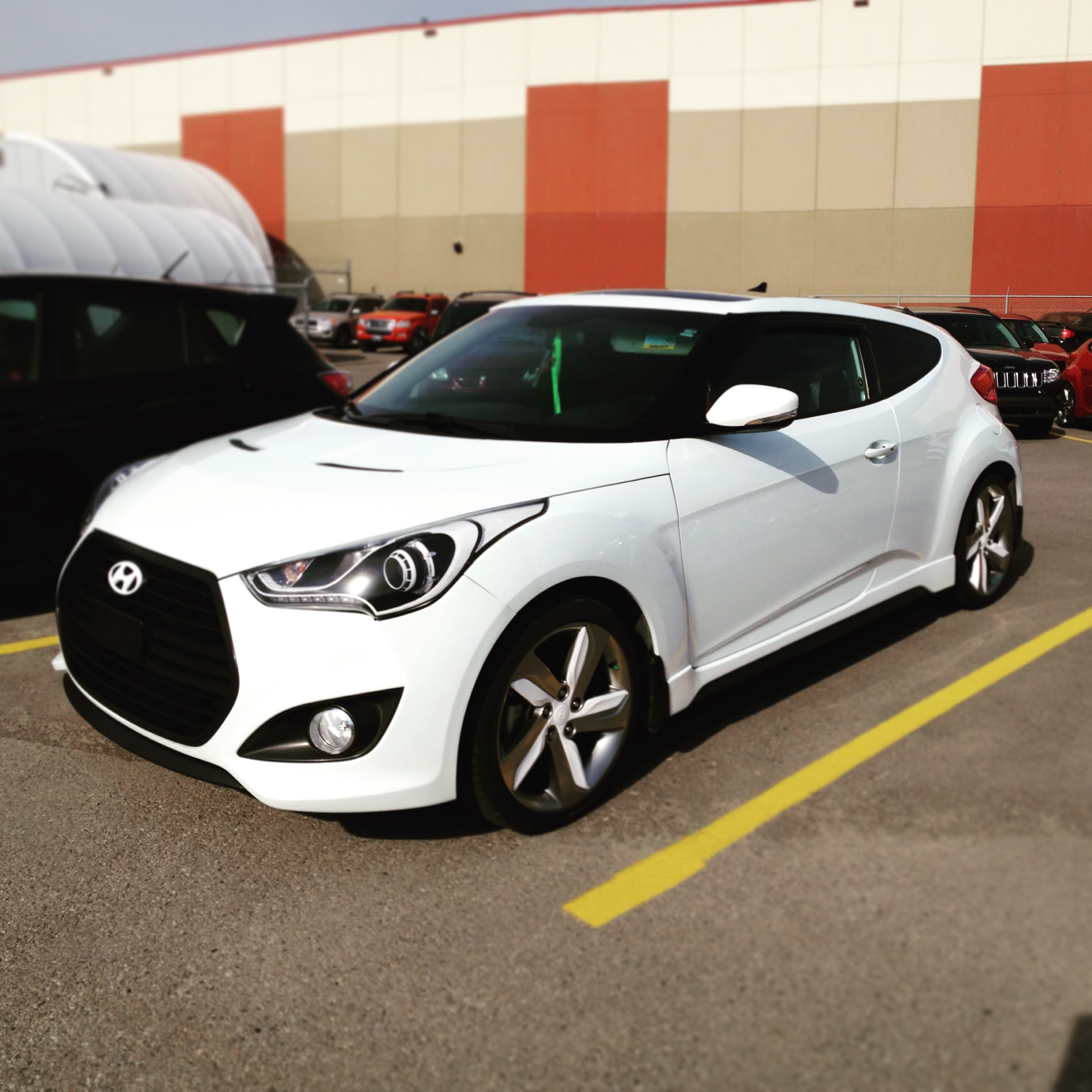Problems with hyundai veloster