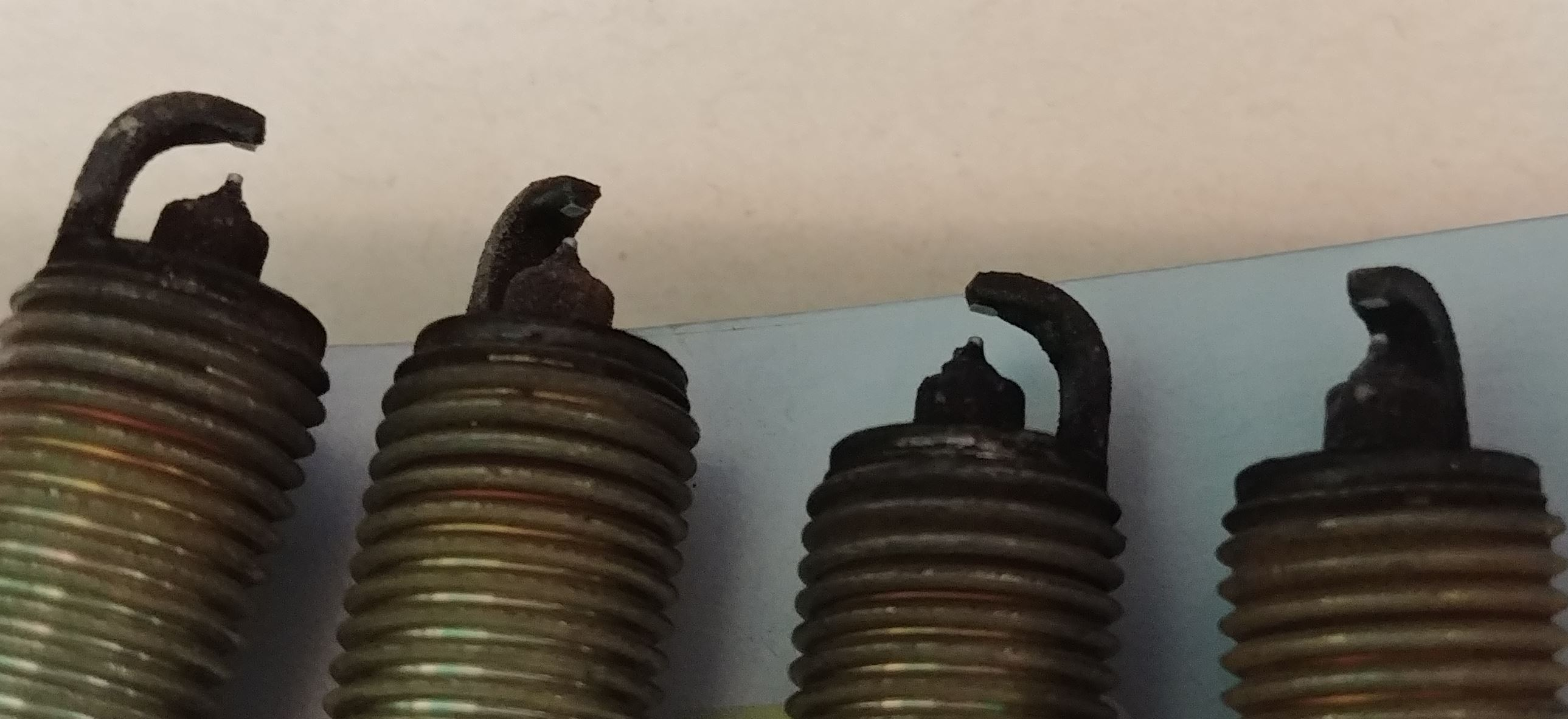 What did you do to your Veloster today?-old-plugs.jpg