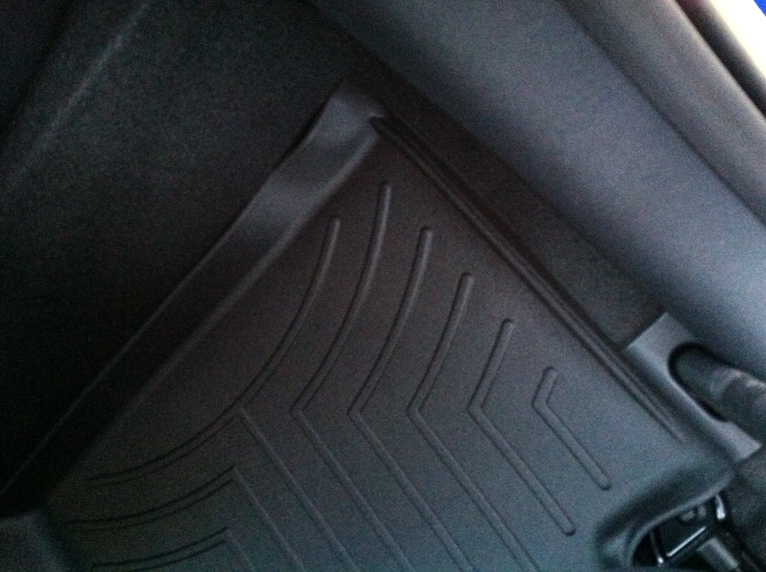 Weathertech floor mats brampton -  Weathertech Installed Pics Photo 12 Jpg