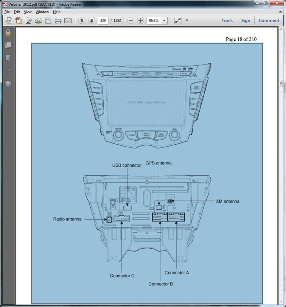Wiring Diagram For 2012 Hyundai Veloster - Enthusiast Wiring Diagrams •