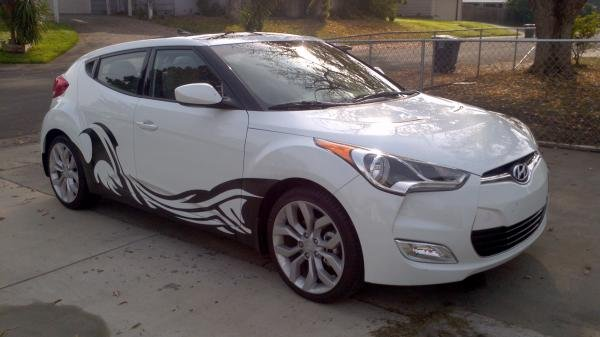 Showcase cover image for 13V-Turnworker's 2013 Hyundai Veloster - NAV