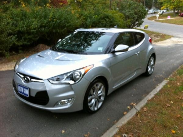 Showcase cover image for 2012 veloster