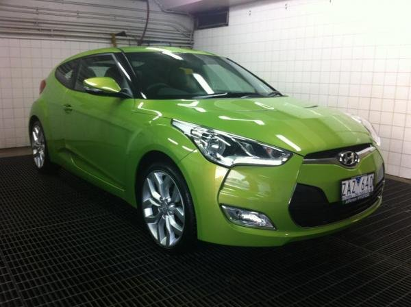Showcase cover image for AppleV's 2012 Hyundai Veloster FS