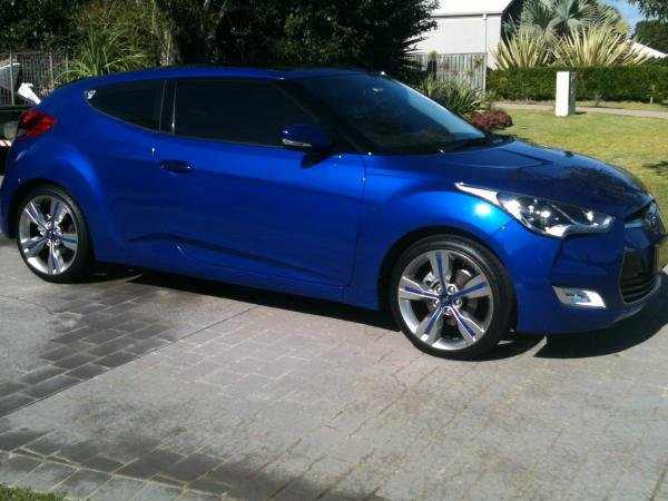 Showcase cover image for Dazzler2's 2012 Hyundai Veloster
