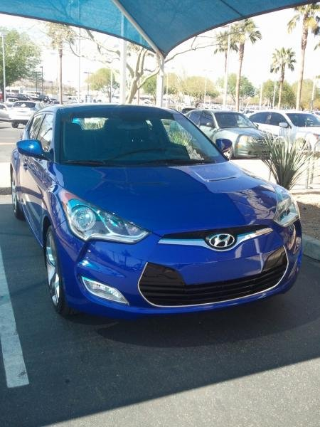 Showcase cover image for DesertWolf's 2012 Hyundai Veloster