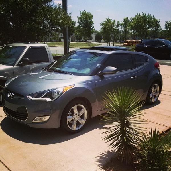 Showcase cover image for dhrandy's 2014 Hyundai Veloster