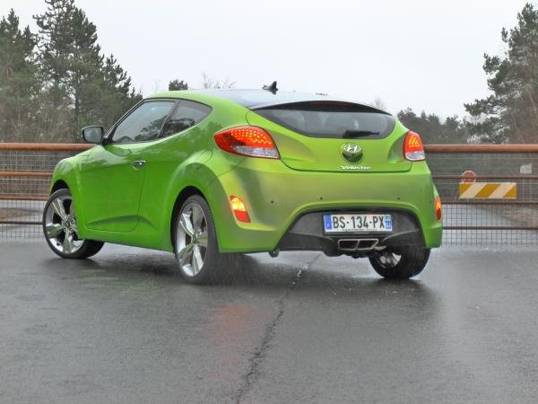 Showcase cover image for French Green Apple Veloster