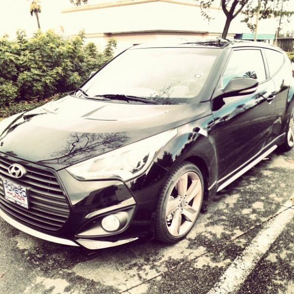 Showcase cover image for HectorGeeVT's 2013 Hyundai Veloster Turbo