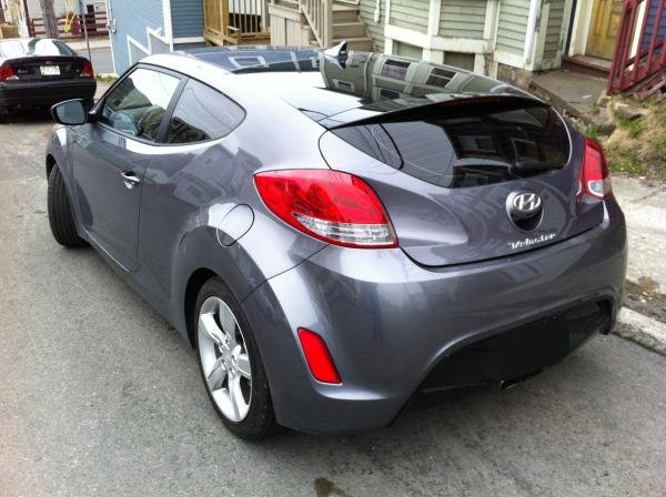Showcase cover image for Hickerous's 2012 Hyundai Veloster