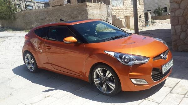 Showcase cover image for Hyundai Veloster