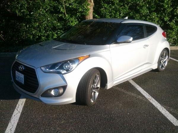 Showcase cover image for Miker206's 2013 Hyundai Veloster Turbo