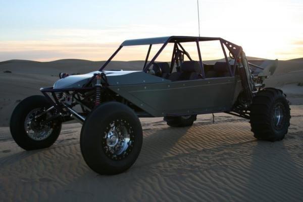 Showcase cover image for Sandcar