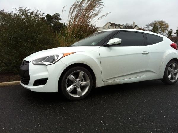 Showcase cover image for Veloster