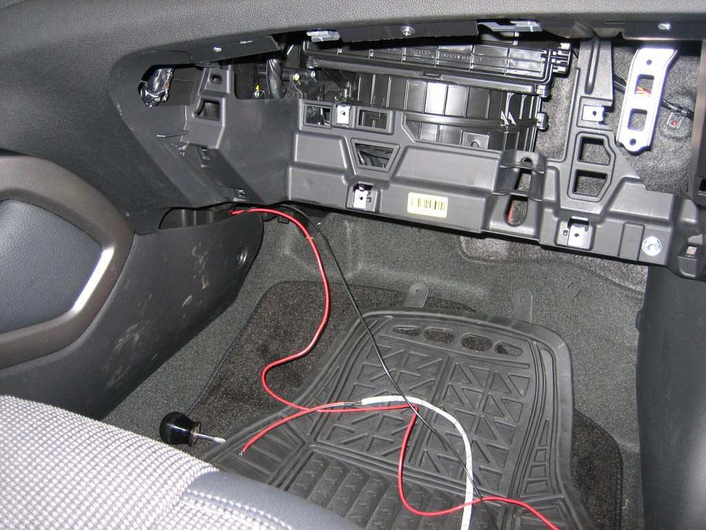 How to install LEDs under dash? | Veloster Forum