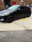 2013 Veloster 6 speed Stick for Sale. Phila. Pa.